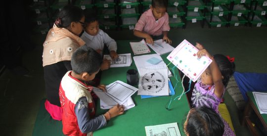 Evaluation Study of Multi Grade Multi Level (MGML) Education Program in Nepal With German Nepalese Help Association.